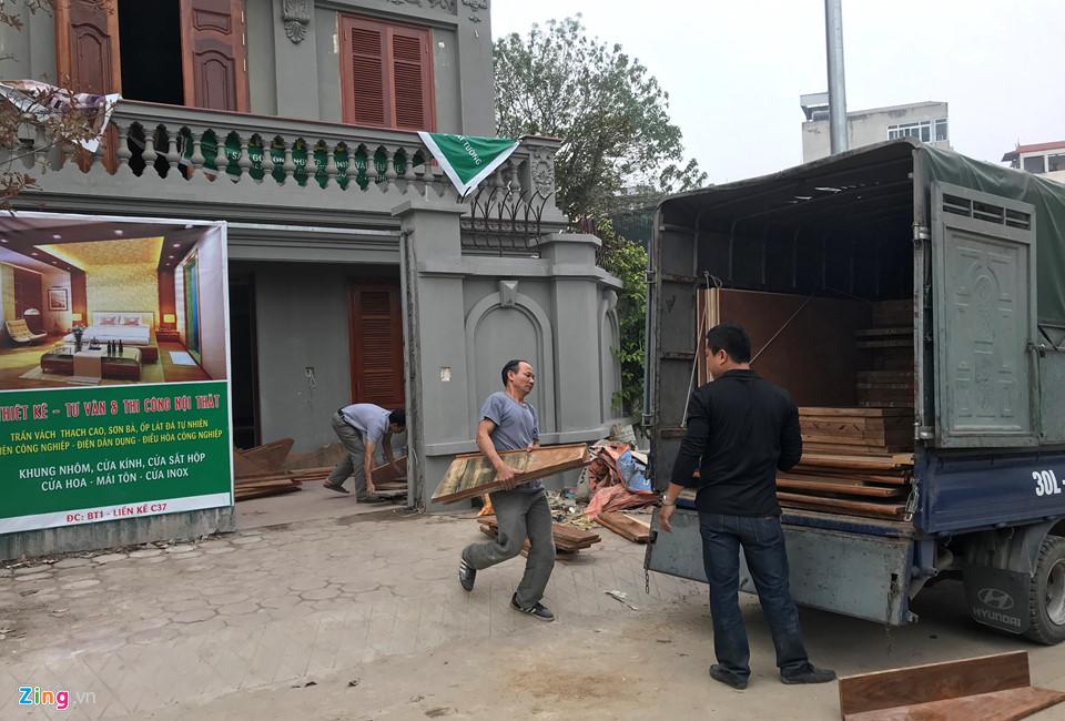 Cận cảnh biệt thự sai phép của gia đình ông Nguyễn Thanh Hóa - Ảnh 5