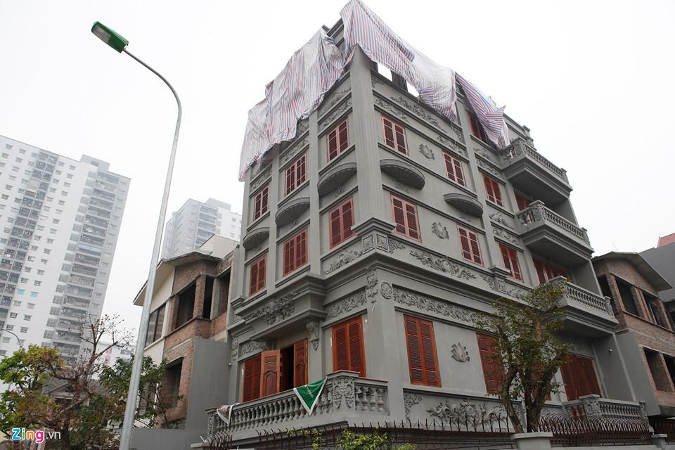 Cận cảnh biệt thự sai phép của gia đình ông Nguyễn Thanh Hóa - Ảnh 8