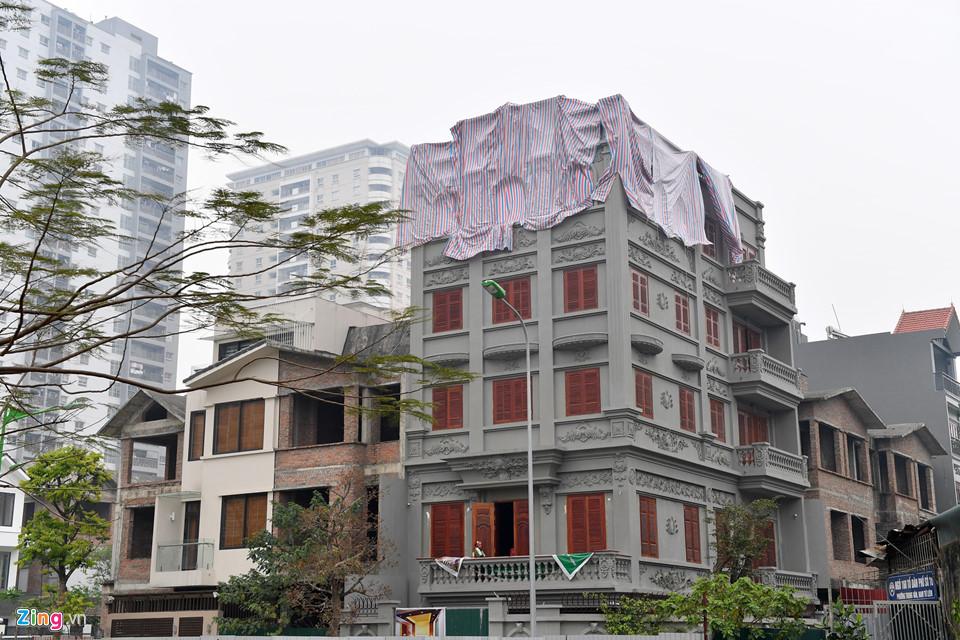 Cận cảnh biệt thự sai phép của gia đình ông Nguyễn Thanh Hóa - Ảnh 10