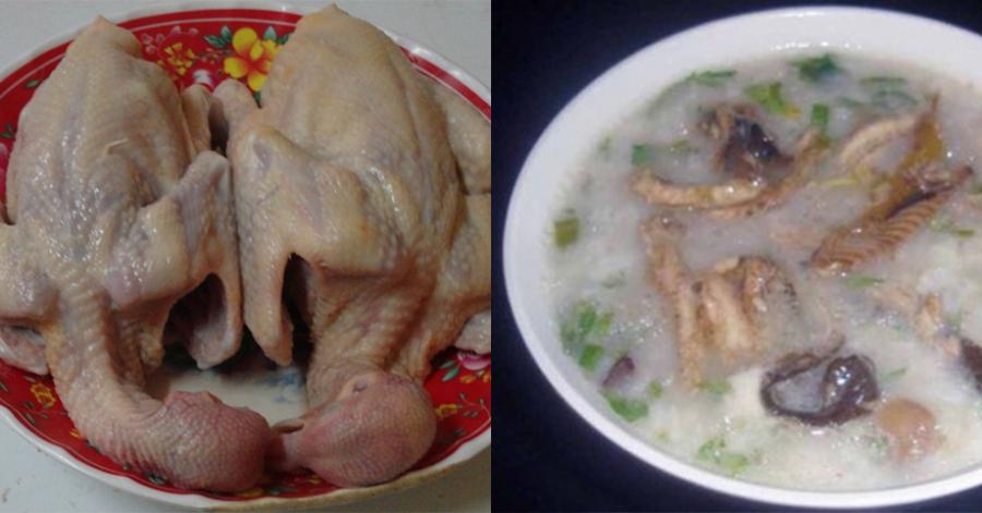 Cách nấu cháo chim bồ câu thơm ngon, bổ dưỡng không bị tanh - Ảnh 1