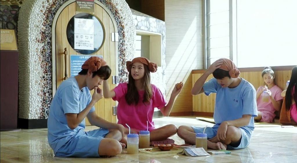 Chỉ với liệu pháp xông hơi thường thấy trên phim Hàn nhưng lại có tác dụng trị bách bệnh, kéo dài tuổi thọ - Ảnh 2