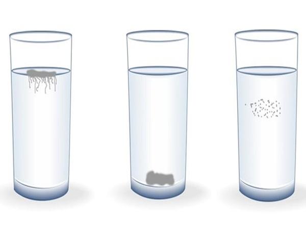 Nhổ nước bọt vào cốc nước, bài kiểm tra các chị em nhất định phải làm buổi sáng - Ảnh 2