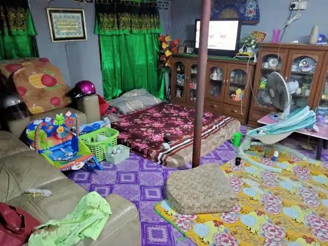 Đặt con 7 tuần tuổi một mình ở phòng khách rồi nghe thấy tiếng khóc, bà mẹ tức tốc chạy vào chứng kiến cảnh tượng đẫm máu - Ảnh 3
