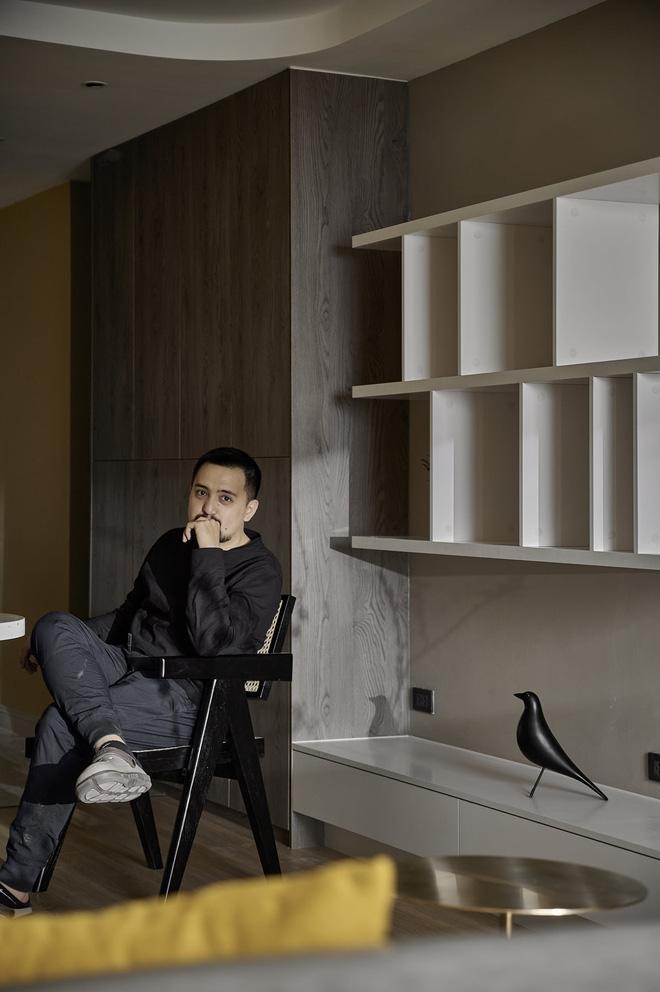 Kiến trúc sư kể chuyện nhà mình: Đập đi xây lại được căn hộ đẹp mê ly, nhìn hình thực tế mà cứ ngỡ ảnh 3D - Ảnh 1