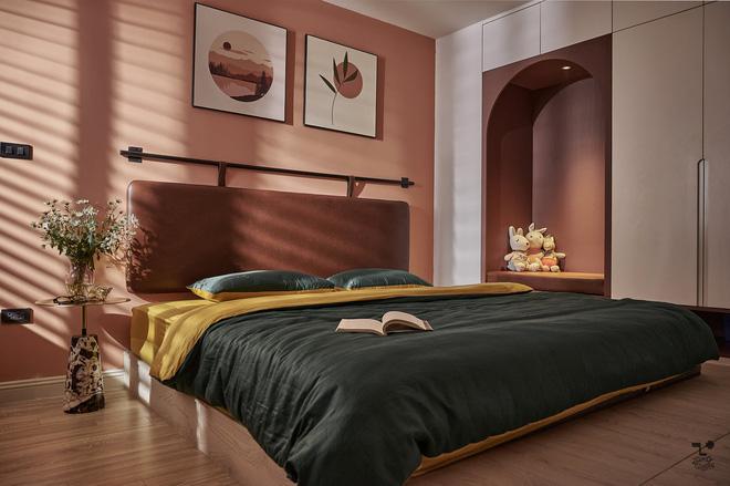 Kiến trúc sư kể chuyện nhà mình: Đập đi xây lại được căn hộ đẹp mê ly, nhìn hình thực tế mà cứ ngỡ ảnh 3D - Ảnh 6