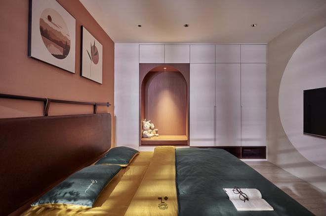 Kiến trúc sư kể chuyện nhà mình: Đập đi xây lại được căn hộ đẹp mê ly, nhìn hình thực tế mà cứ ngỡ ảnh 3D - Ảnh 7