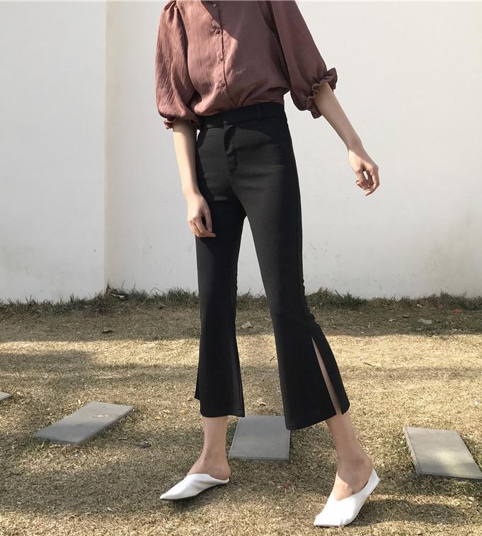 Học stylist cách phối đồ Tết với quần ống loe: Item sành điệu và hot nhất năm nay - Ảnh 4