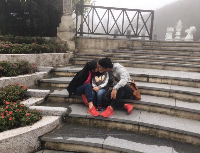 Thì ra đây là cách Trung Kiên đối xử với con trai riêng của Lê Phương, nhiều người khóc nghẹn khi chứng kiến cảnh này - Ảnh 4