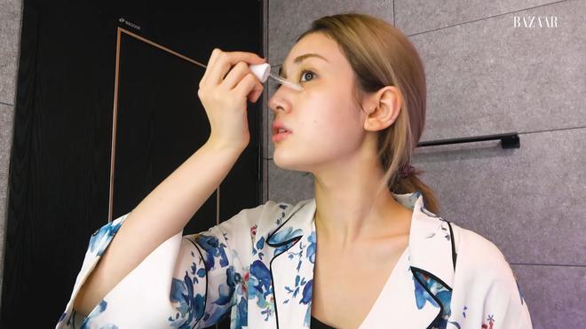 Cách chăm da mịn đẹp thông minh không dùng sữa rửa mặt của Somi: Tẩy trang với đồ bình dân, dưỡng da với đồ 'xịn sò' - Ảnh 5