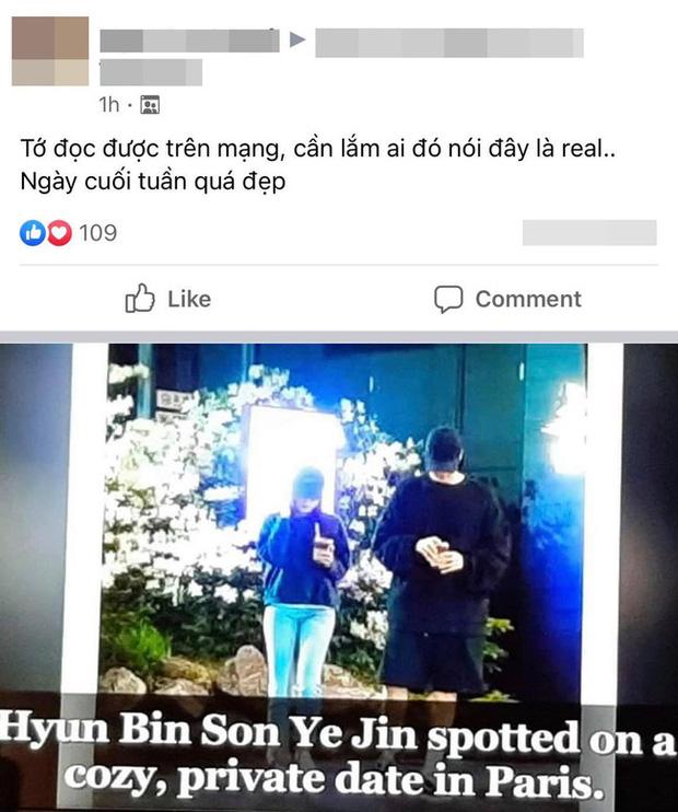 Lộ ảnh Hyun Bin - Son Ye Jin hẹn hò ở Pháp? - Ảnh 2
