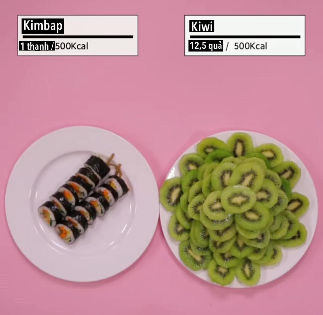 Loạt ảnh quy đổi khiến bạn 'vỡ lẽ' vì sao giảm cân hoài vẫn béo, ăn ít mà vẫn không giảm được cân nào - Ảnh 8