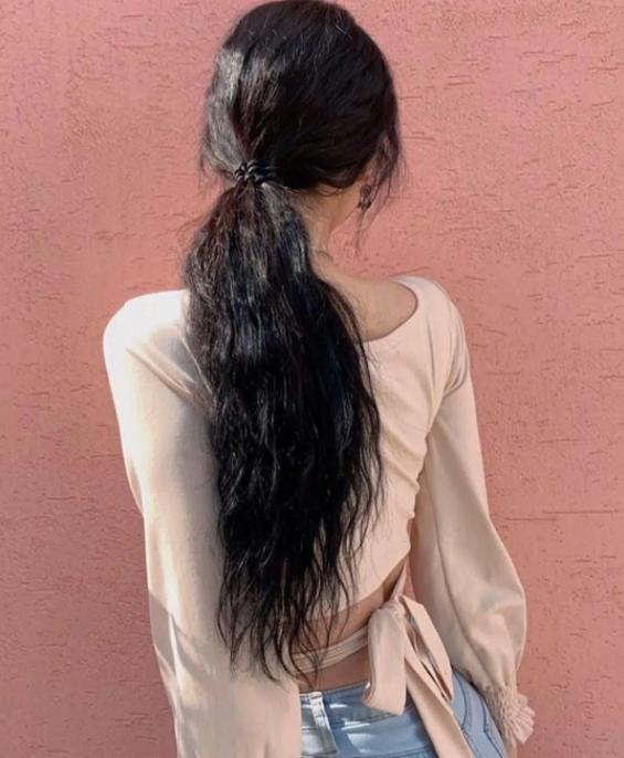5 trend tóc dài đang hot nhất ở các tiệm Hàn Quốc lúc này, đặt ngay lịch cắt để trẻ ra 5 tuổi là ít - Ảnh 9