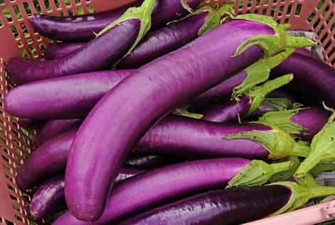 Cách chọn cà tím ngon, mềm, non và không bị đắng - Ảnh 2