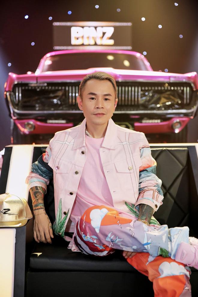 Rap Việt: Cứ thí sinh được tự chọn đội thì đều về với Binz - Ảnh 1