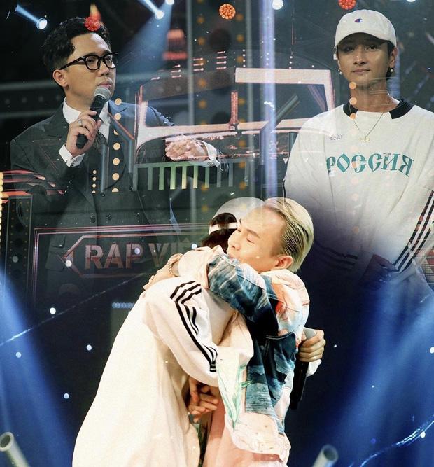Rap Việt: Cứ thí sinh được tự chọn đội thì đều về với Binz - Ảnh 5