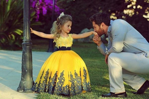7 điều con gái cần nhất từ người cha - Ảnh 2