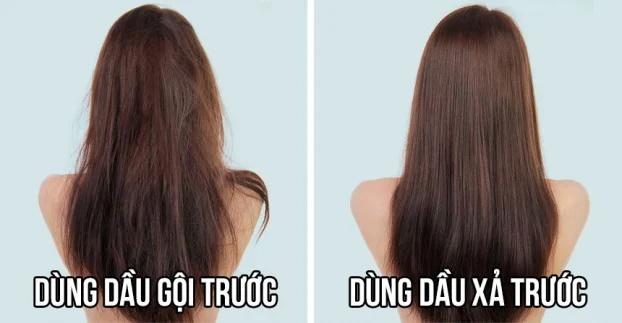 8 sai lầm khi gội đầu bạn có thể đang mắc phải khiến tóc khô xơ, nhanh bết - Ảnh 1