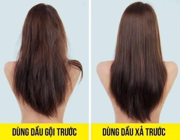 8 sai lầm khi gội đầu bạn có thể đang mắc phải khiến tóc khô xơ, nhanh bết - Ảnh 4