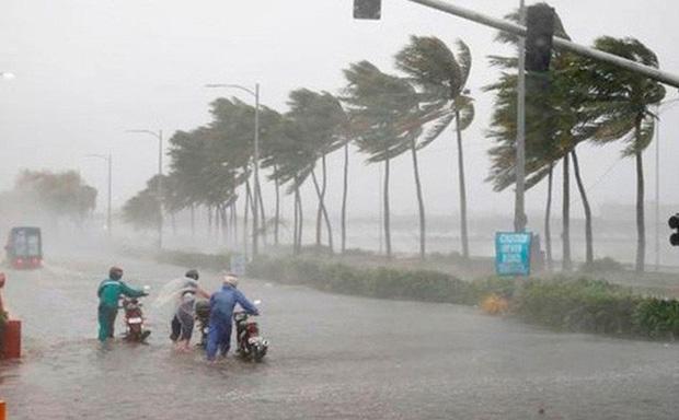 Biển Đông sắp đón áp thấp nhiệt đới có thể gây mưa dông lớn trên đất liền - Ảnh 1