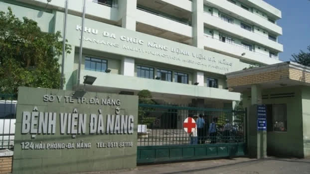 Bố của bệnh nhân 418 qua đời tại bệnh viện Đà Nẵng - Ảnh 1