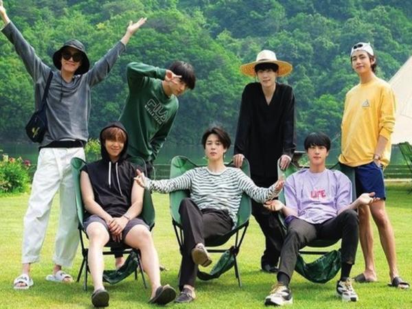 Cận cảnh 'biệt thự trong mơ' mới của BTS, giá thuê đắt đỏ hơn 11 triệu đồng/đêm! - Ảnh 1