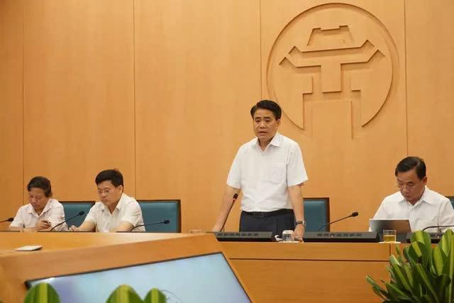 Chủ tịch Hà Nội: Dịch bệnh diễn biến phức tạp, tạm dừng hoạt động quán bar, lễ hội - Ảnh 2