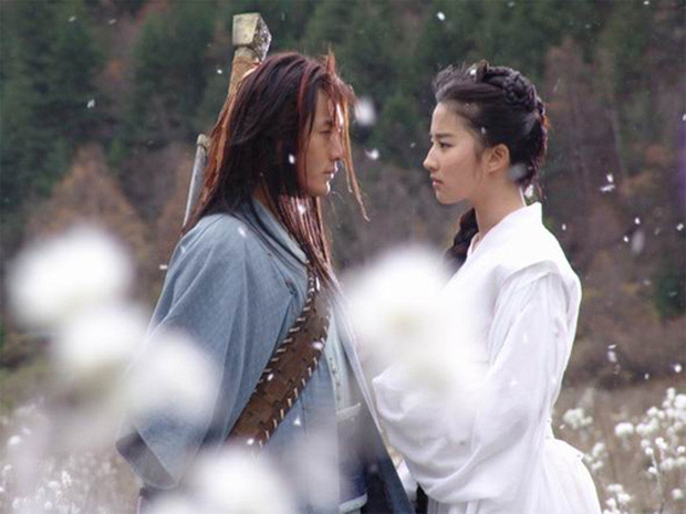 Chuyện xưa chưa kể: Nhiếp Viễn từng trượt vai Dương Quá vì bị Lưu Diệc Phi chê xấu - Ảnh 2