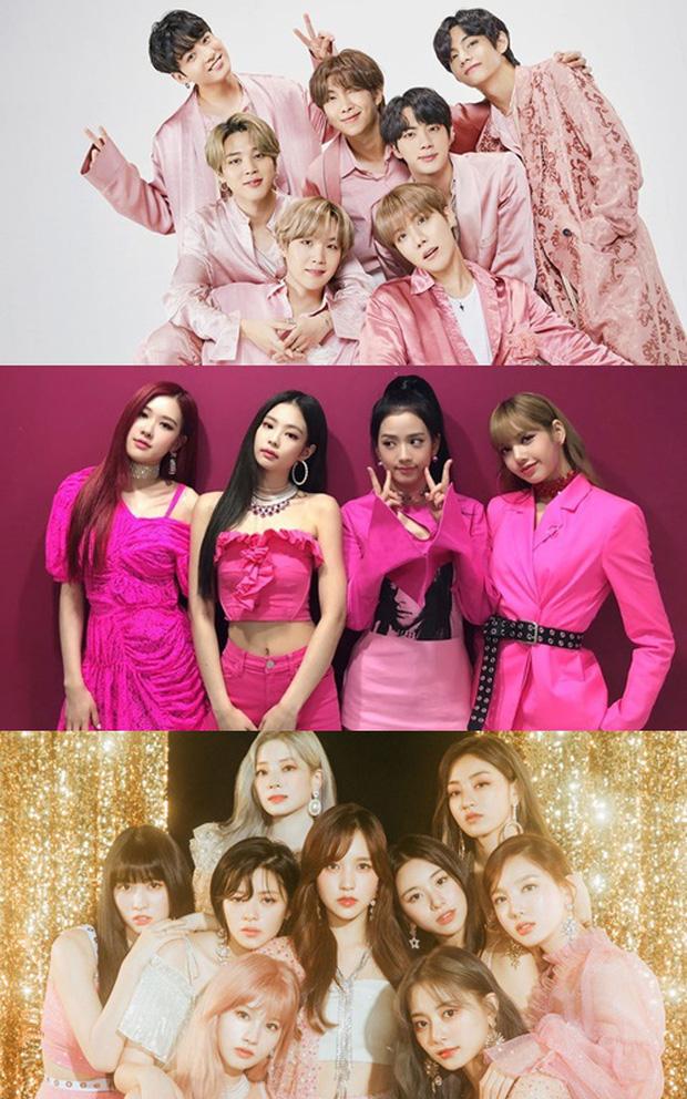 Doanh thu tour Mỹ của các idol Kpop: BTS dẫn đầu cách biệt, fan tranh cãi về độ nổi tiếng của TWICE và BLACKPINK - Ảnh 1