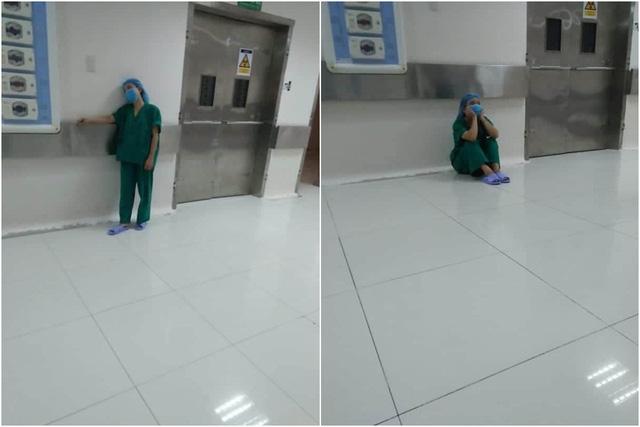 Loạt hình ảnh xúc động về y bác sĩ trước trận chiến mới chống lại Covid-19: Người tạm biệt con ốm vào Đà Nẵng cứu viện, người không ngại cắt phăng mái tóc dài - Ảnh 5