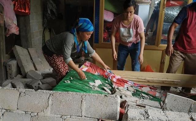 Những con số thiệt hại khủng khiếp sau 2 trận động đất liên tiếp tại Sơn La - Ảnh 1