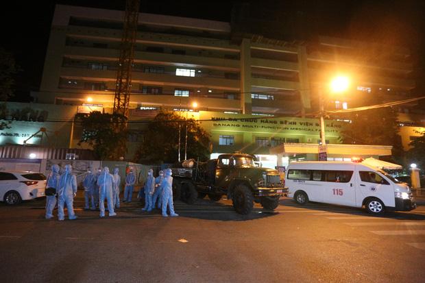 Sở Y tế TP Đà Nẵng: Bố của bệnh nhân 418 tử vong do bệnh lý, âm tính với SARS-CoV-2 - Ảnh 1