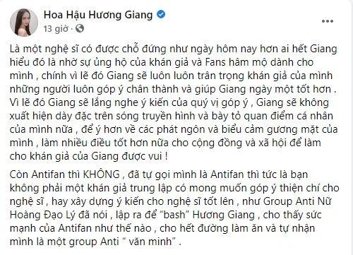 Hương Giang tìm đến tận nhà antifan để xử lý, khẳng định sẽ không dễ dàng cho qua - Ảnh 2