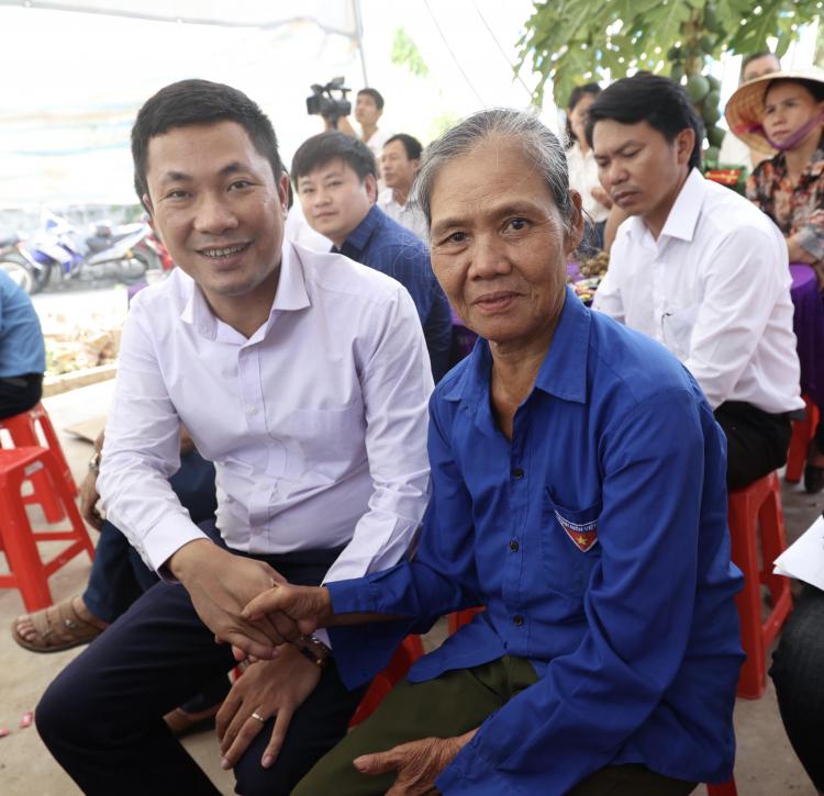 Him Lam Land chung tay trao tặng nhà tình nghĩa cho gia đình liệt sỹ ở Can Lộc, Hà Tĩnh - Ảnh 3