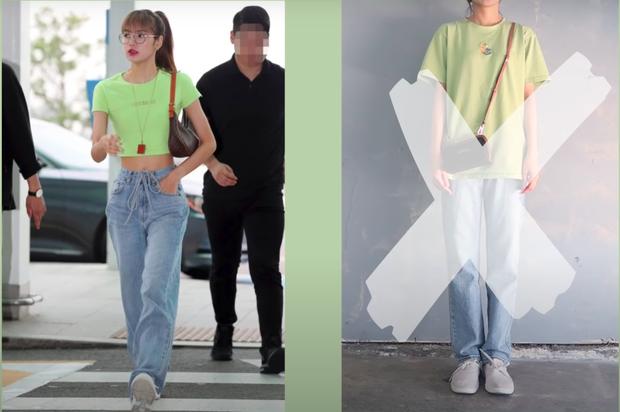 'Bắt bài' chiêu mix đồ kéo chân, bóp eo đỉnh cao mà Lisa vẫn luôn áp dụng trong mọi set đồ street style - Ảnh 1
