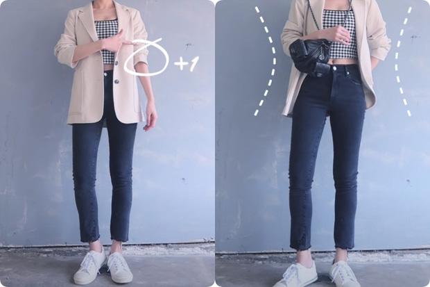 'Bắt bài' chiêu mix đồ kéo chân, bóp eo đỉnh cao mà Lisa vẫn luôn áp dụng trong mọi set đồ street style - Ảnh 12