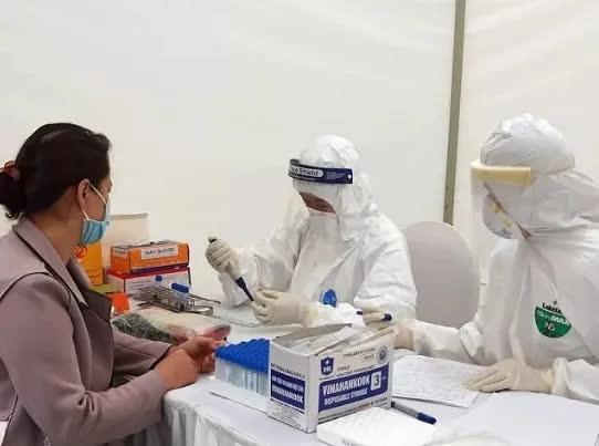 Công bố giá xét nghiệm COVID-19 với phương pháp test nhanh và Real-time PCR - Ảnh 1