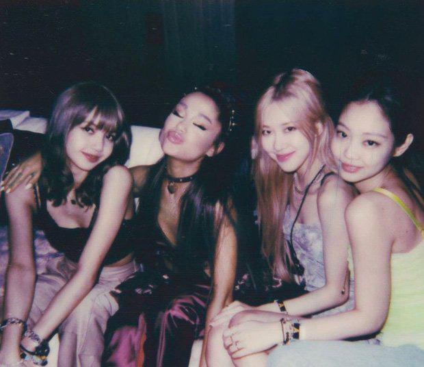Đến lượt YG Entertainment chính thức theo dõi công ty quản lý của Ariana Grande, kết hợp hay không xin nói một lời thôi? - Ảnh 4