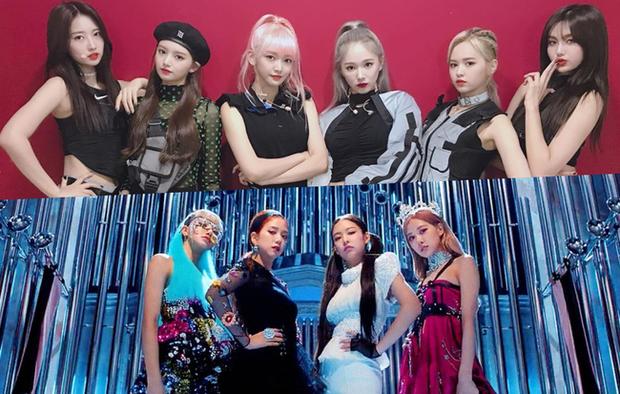 Knet chọn tân binh ATEEZ và nhóm nữ từng bị đồn 'cosplay' BLACKPINK là 2 nhóm nổi tiếng quốc tế dù xuất thân trong công ty nhỏ - Ảnh 2