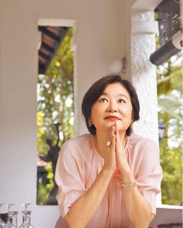 Nhan sắc tuổi U70 của 'đệ nhất mỹ nhân' khiến Châu Tinh Trì ngưỡng mộ, mê mẩn - Ảnh 1