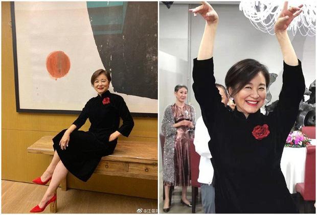 Nhan sắc tuổi U70 của 'đệ nhất mỹ nhân' khiến Châu Tinh Trì ngưỡng mộ, mê mẩn - Ảnh 4