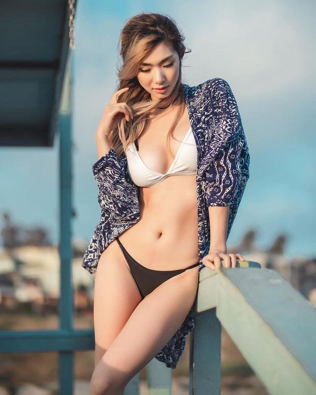 Từ Việt Nam ra thế giới, hội người yêu game thủ đua nhau diện bikini khoe body nóng bỏng 'đốt mắt' người hâm mộ - Ảnh 2