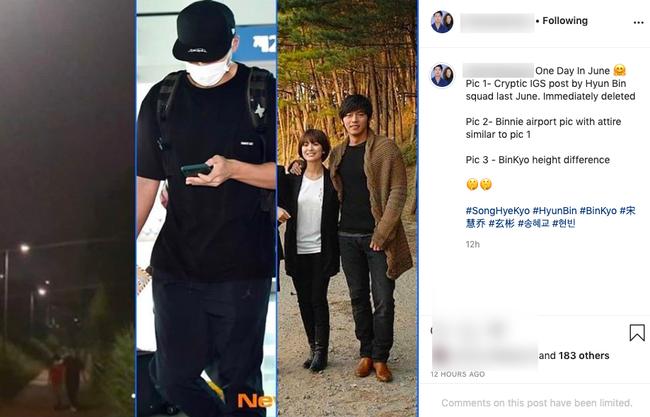 Xôn xao thông tin Song Hye Kyo và Hyun Bin chính thức tái hợp, thậm chí còn bị lộ ảnh đi dạo cùng nhau trong đêm tối? - Ảnh 1