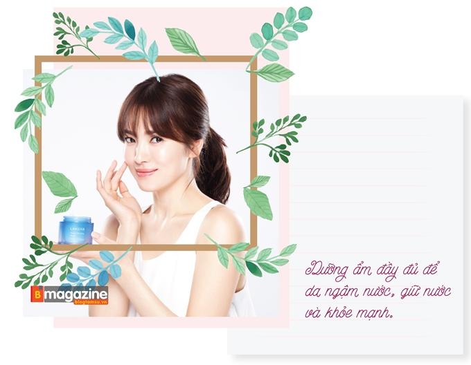 Bí kíp sở hữu mặt mộc vạn người mê như Song Hye Kyo - Ảnh 6