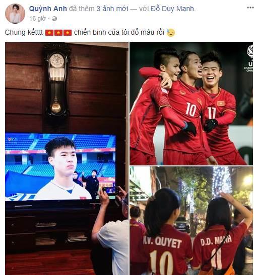 Cầu thủ đại gia nhất U23 Việt Nam, mua iPhone X và hàng hiệu tặng bạn gái xinh - Ảnh 17
