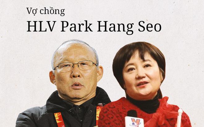 Lộ diện chân dung người vợ tận tụy của HLV Park Hang-seo: Thầm lặng bên chồng suốt 31 năm - Ảnh 1