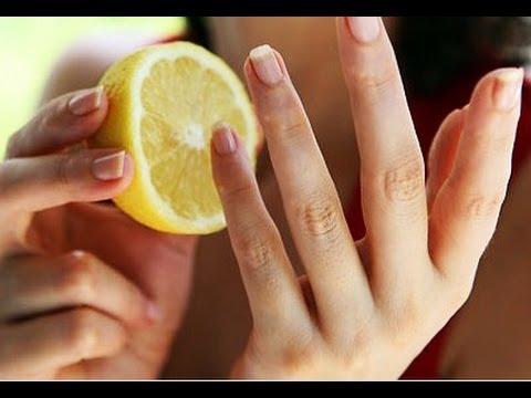Loại bỏ vết chai tay nhanh chóng chỉ từ một trái chanh