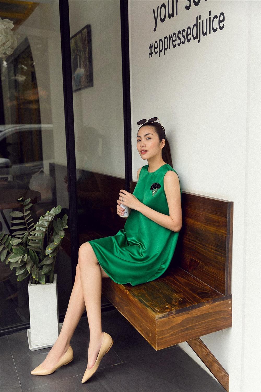 Chỉ thế này, Tăng Thanh Hà đã giữ vững ngôi vị 'ngọc nữ' làng giải trí - Ảnh 6