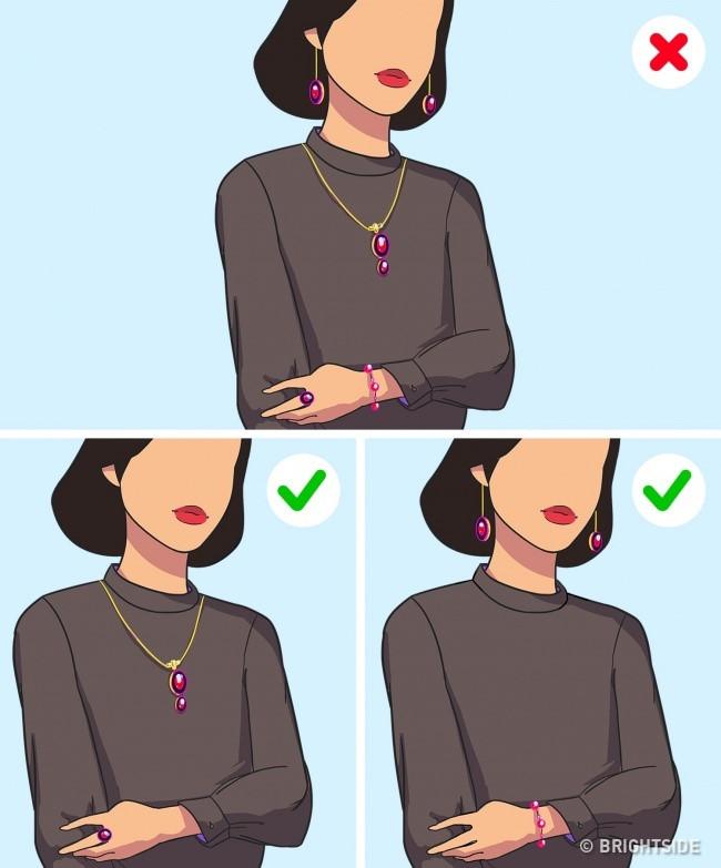 8 quy tắc phối đồ nữ giới nên biết - Ảnh 2