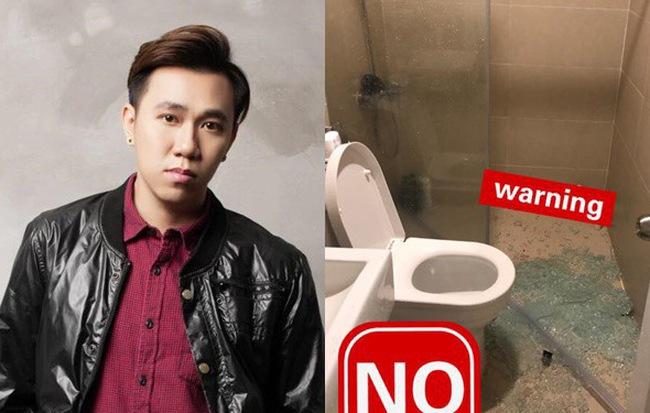 Bạn thân Trấn Thành - Anh Đức bị tai nạn trong nhà tắm, nhưng đáng chú ý là bình luận của Lê Dương Bảo Lâm