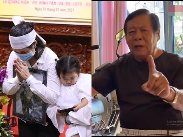 Bị bố mẹ Vân Quang Long không chấp nhận là con dâu trong nhà, Linh Lan lên tiếng